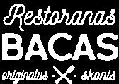 Restoranas Bacas Logo